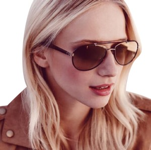 Oliver Peoples Charter 60 Gradient Aviator Frames