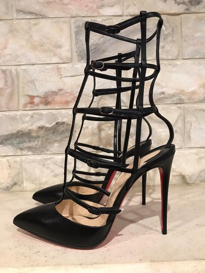 Christian Louboutin Kadreyana Stiletto black Pumps