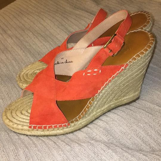 Joie orange Wedges