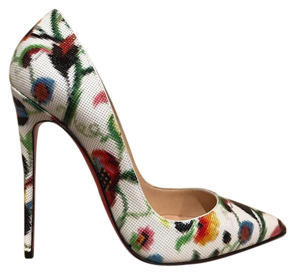 72b61ab57fe Christian Louboutin Pumps - Up to 70% off at Tradesy