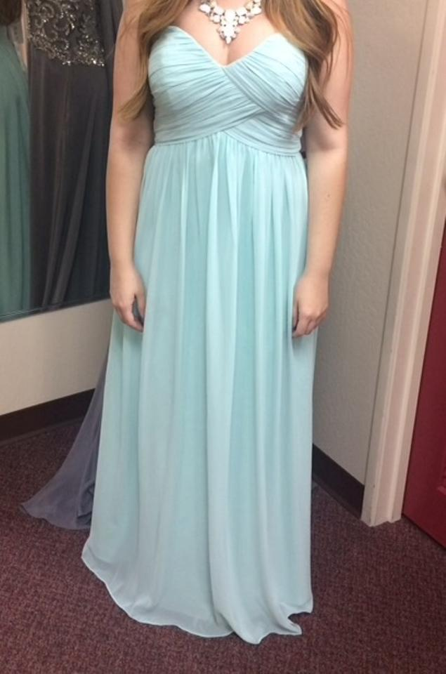 Modern Bill Levkoff Bridesmaid Dresses Size Chart Collection ...