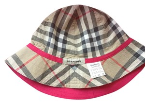 Burberry Burberry Kids Hat Made in Spain