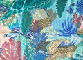 Hermès Hermes Scarf Under the Waves New in Box with Tags Image 3