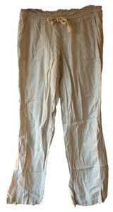 Roxy Relaxed Pants Ivory