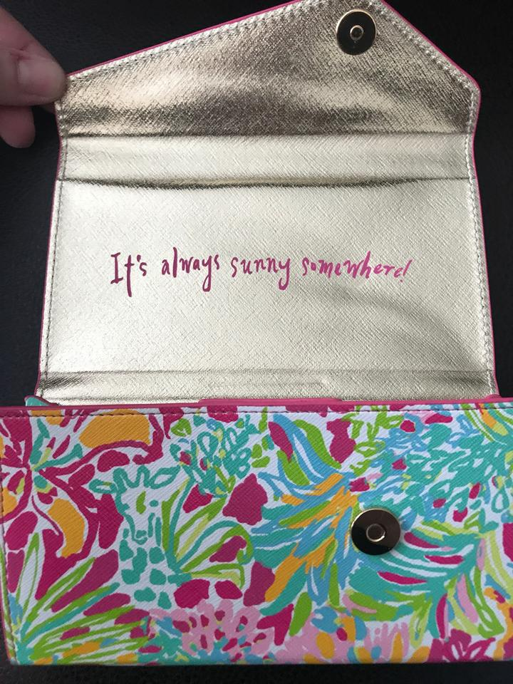 a0ef978bad Lilly Pulitzer Multicolor Case In Spot Ya Print Bn Sunglasses - Tradesy