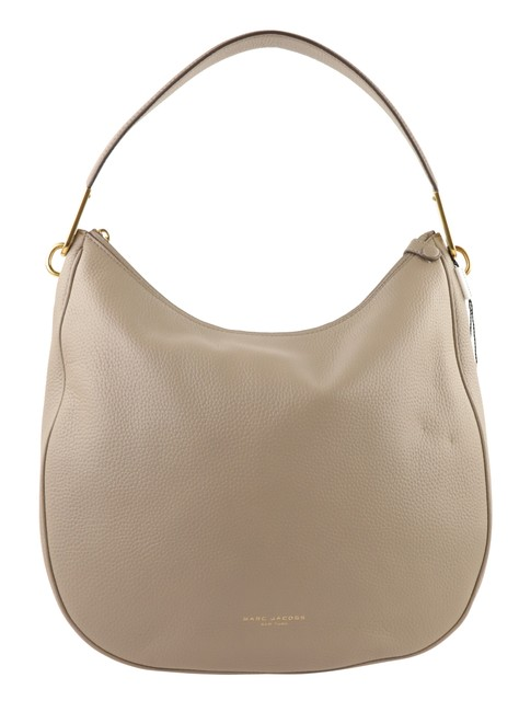 Item - Pike Place Beige Leather Hobo Bag