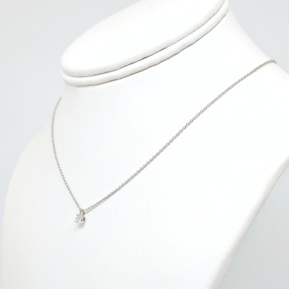 white diamond loading and necklace flexible simon large by teakle platinum bib mesh tiffany
