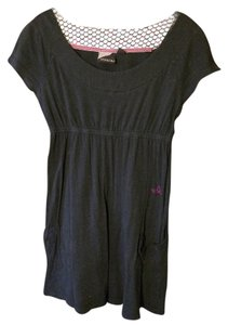 Volcom short dress Black on Tradesy