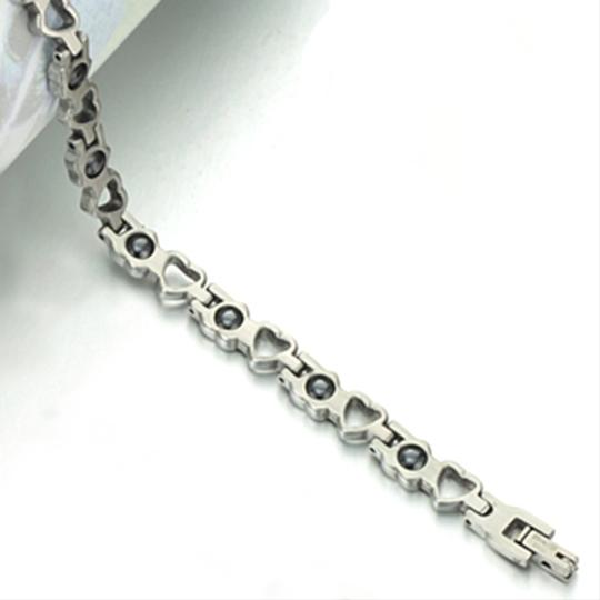 Other Magnetic Energy Heart Therapy Bracelet Image 1