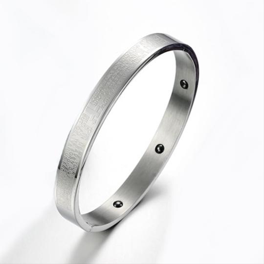 Other Prayer Magnetic Energy Therapy Bangle