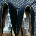 Badgley Mischka Black Platforms Image 9