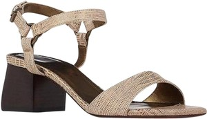 Lanvin Beige metallic Sandals