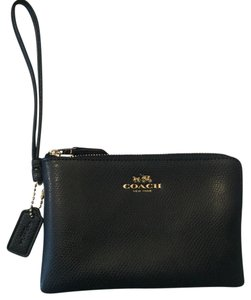 f0b547807 Coach Wristlet in Midnight Blue