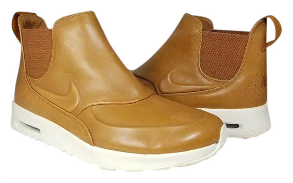 Nike Brown Air Max Thea Mid Women's BootsBooties Size US 8.5 Regular (M, B) 49% off retail