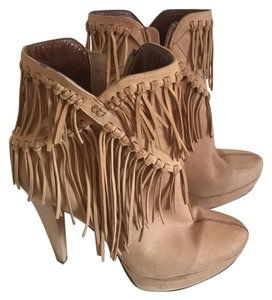 7 For All Mankind beige Boots