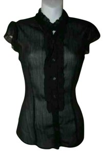 A'gaci Top Black