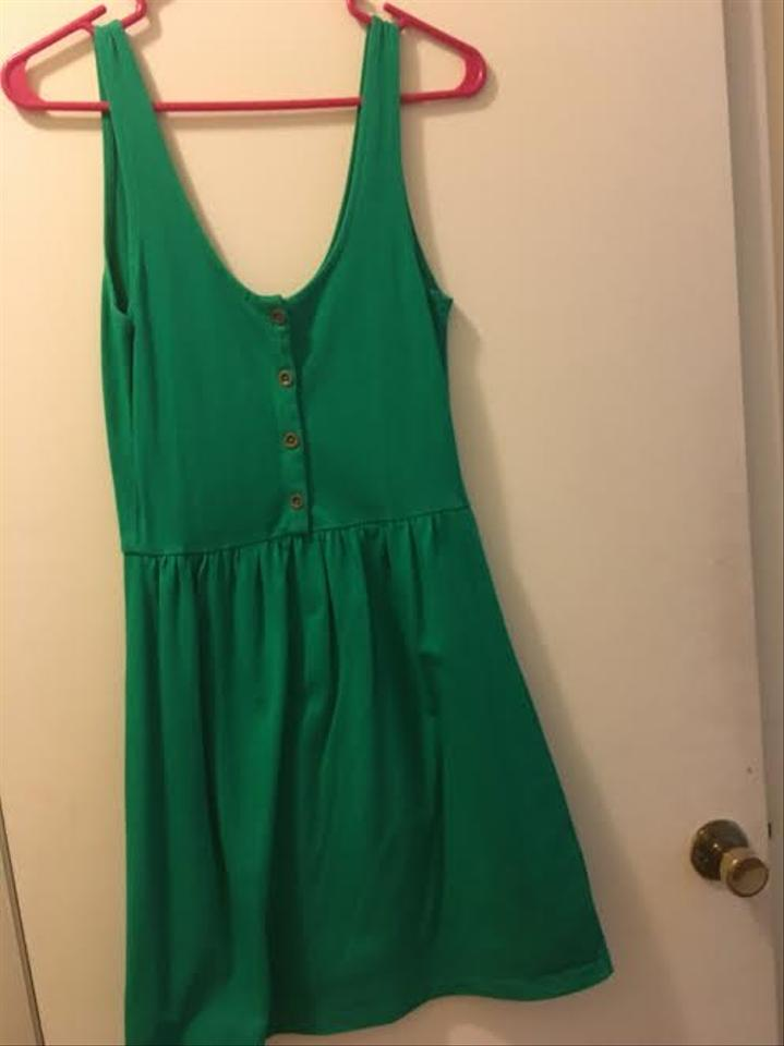 Casual Dress Sundress Crew J Factory Green qwHIp1