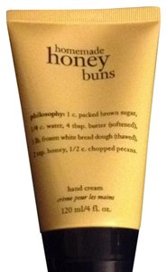 Other New Philosophy Homemade Honey Bun Hand Cream 4oz