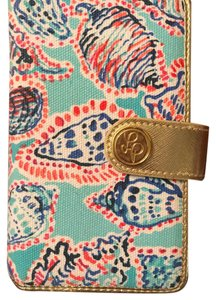 Lilly Pulitzer main squeeze iPhone 6 wristlet