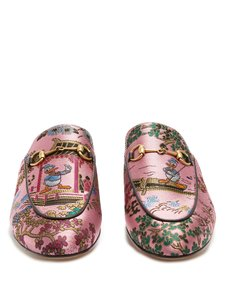 Gucci Limited Edition Pink Mules