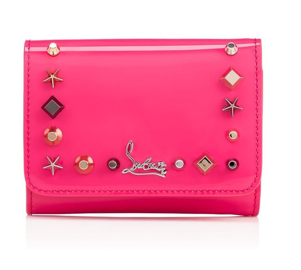 cd49447be0d Pink Macaron with Flap Wallet