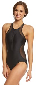 9514ae89199 Women's Black Speedo One-Piece Bathing Suits - Up to 90% off at Tradesy