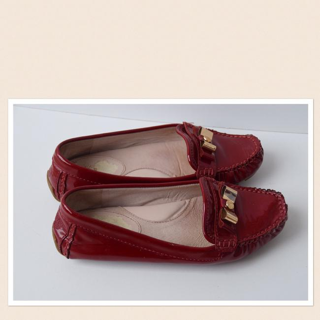 Vince Camuto Red Palmira Loafers Flats Size US 6 Regular (M, B) Vince Camuto Red Palmira Loafers Flats Size US 6 Regular (M, B) Image 2