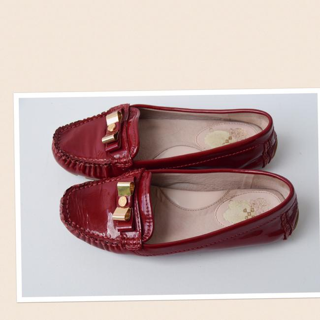 Vince Camuto Red Palmira Loafers Flats Size US 6 Regular (M, B) Vince Camuto Red Palmira Loafers Flats Size US 6 Regular (M, B) Image 11