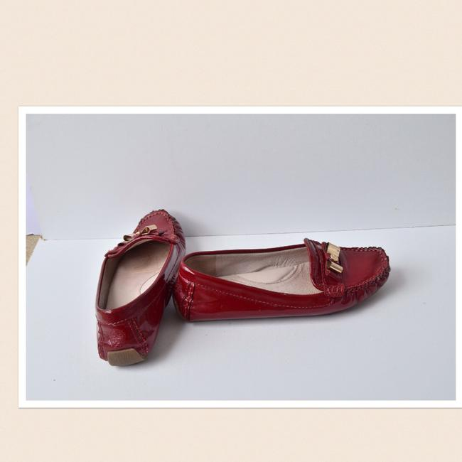 Vince Camuto Red Palmira Loafers Flats Size US 6 Regular (M, B) Vince Camuto Red Palmira Loafers Flats Size US 6 Regular (M, B) Image 3