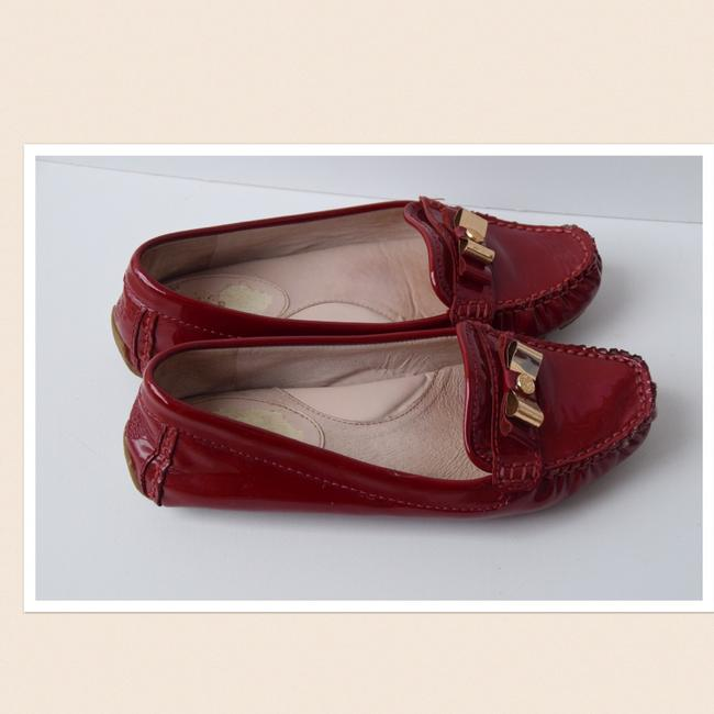 Vince Camuto Red Palmira Loafers Flats Size US 6 Regular (M, B) Vince Camuto Red Palmira Loafers Flats Size US 6 Regular (M, B) Image 4
