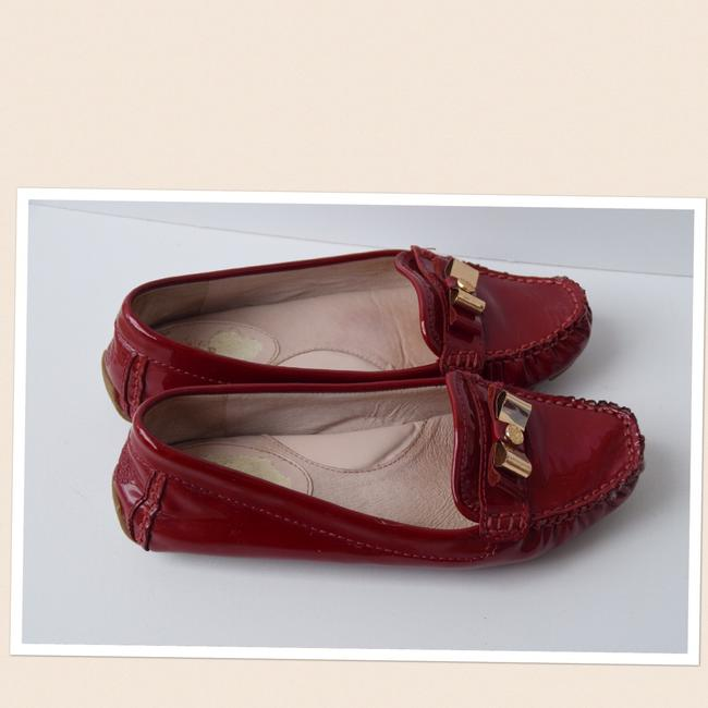 Vince Camuto Red Palmira Loafers Flats Size US 6 Regular (M, B) Vince Camuto Red Palmira Loafers Flats Size US 6 Regular (M, B) Image 5