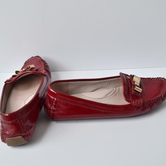 Vince Camuto Red Palmira Loafers Flats Size US 6 Regular (M, B) Vince Camuto Red Palmira Loafers Flats Size US 6 Regular (M, B) Image 7