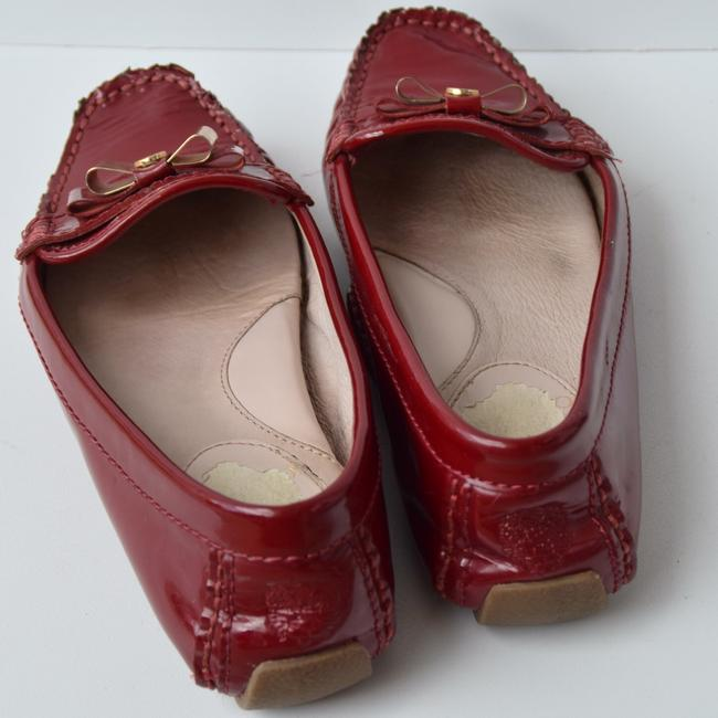 Vince Camuto Red Palmira Loafers Flats Size US 6 Regular (M, B) Vince Camuto Red Palmira Loafers Flats Size US 6 Regular (M, B) Image 10