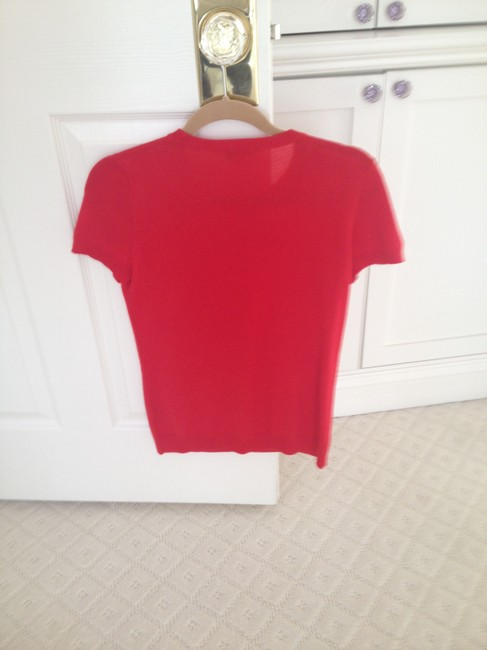 Vince Camuto Applique Sweater