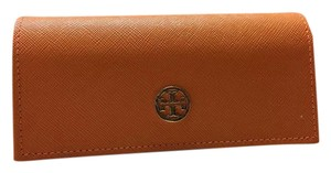 Tory Burch Tory Burch Saffiano Leather Case & Pouch