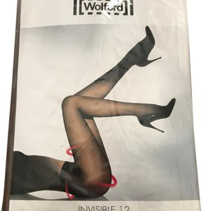 Wolford Wolford Classic Black Stockings Sz M
