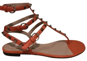 3346dc08ead Women s Orange Valentino Shoes - Up to 90% off at Tradesy
