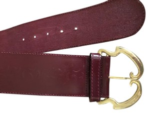 Access Gorgeous Italian Leather Belt