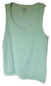5ea0b32e083bb3 Green Chico's Tank Tops & Camis - Up to 70% off a Tradesy