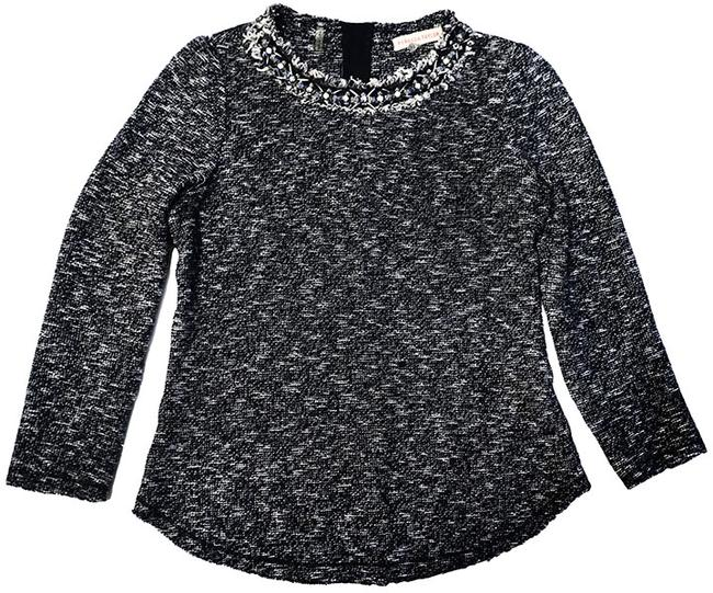 Rebecca Taylor Studded Sweater