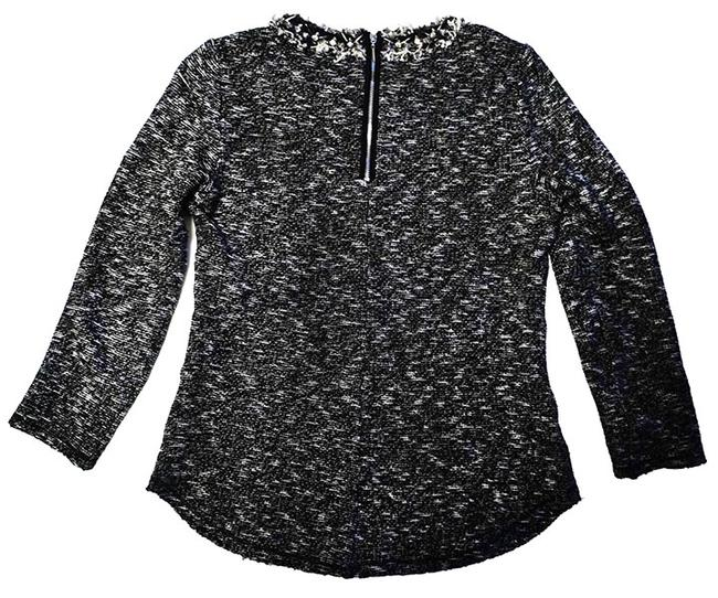 Rebecca Taylor Studded Sweater Image 2
