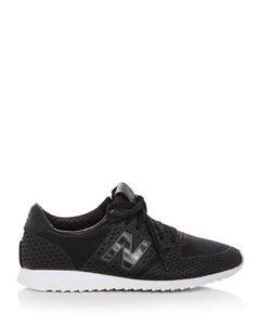 New Balance Classic Versatile Basic Lightweight Black Athletic