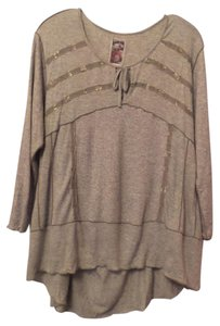 Burning Torch Knit Oversized New Anthropologie Tunic