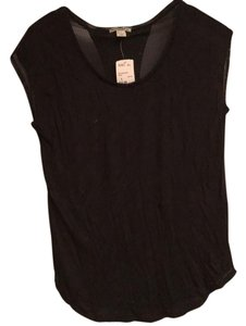 Forever 21 Black Workout Top