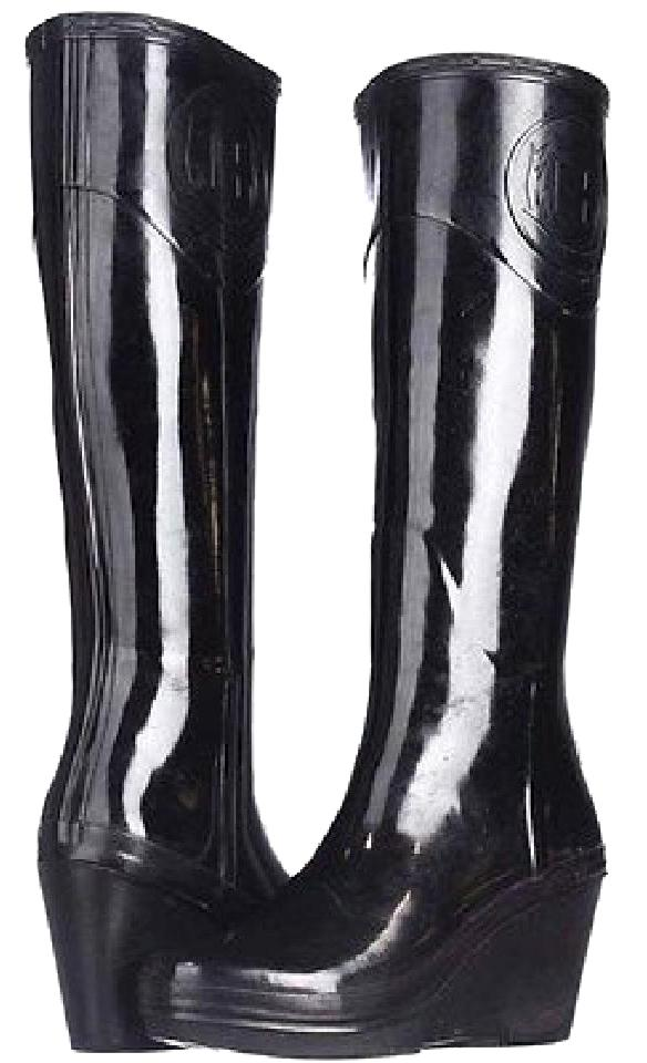 classic style the cheapest big sale Black Champery Boots/Booties