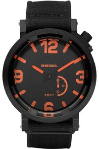 Diesel Diesel Unisex Dress Watch DZ1471 Black Analog