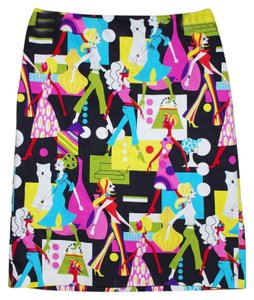 Andrea Viccaro Skirt girls print