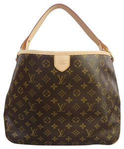 louis vuitton Lv Canvas Delightfull Pm Hobo Bag