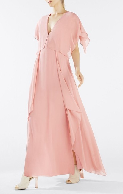 Item - Crystal Rose Anabel Long Cocktail Dress Size 4 (S)