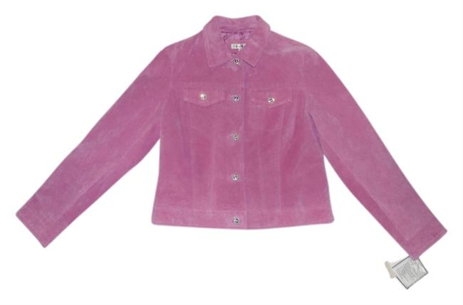 Preload https://item5.tradesy.com/images/yvonne-marie-pink-jacket-2162809-0-0.jpg?width=400&height=650